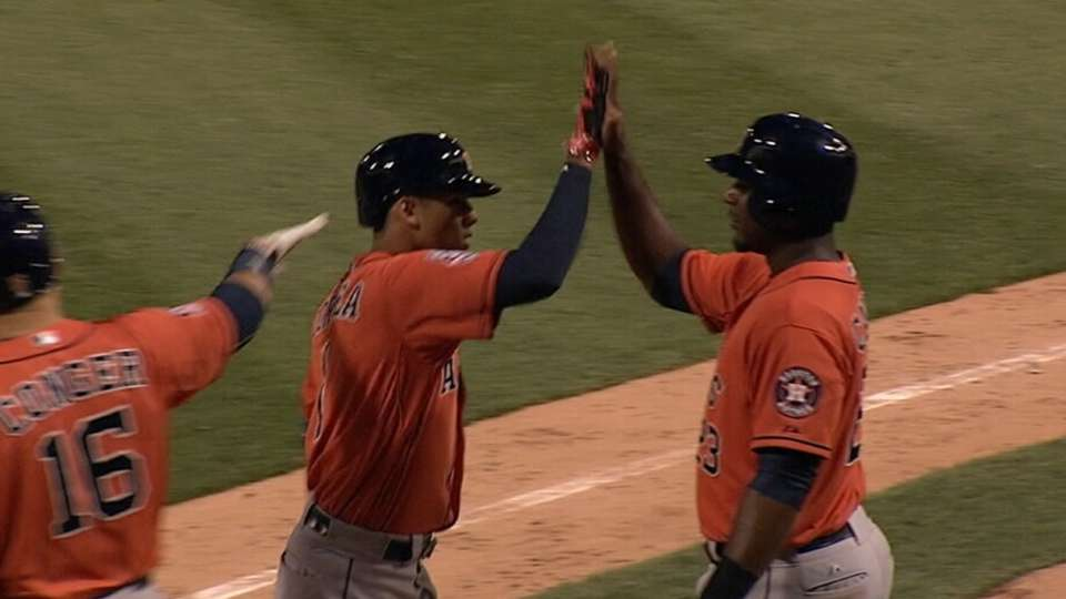 Correa is AL Rookie of the Year