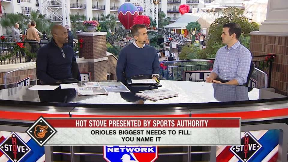 Castrovince on Winter Meetings
