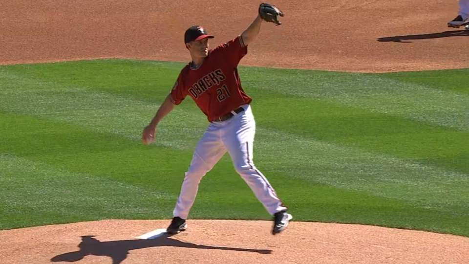 Castrovince on Greinke's outing