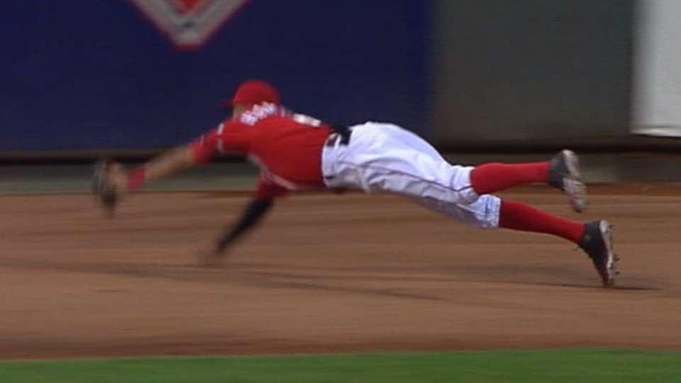 Petriello on Hamilton's catch