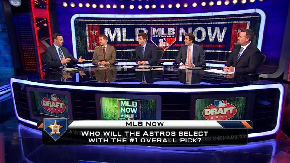 Jim Callis joins MLB Now