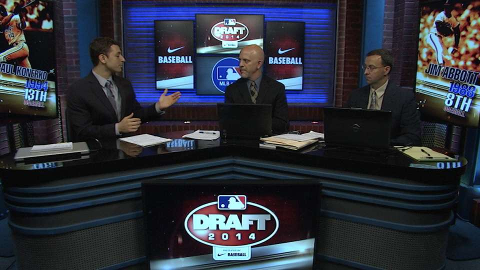 MLB.com on Day 2 of 2014 Draft