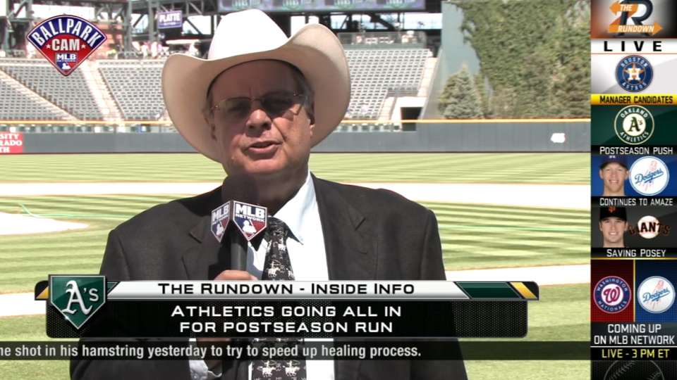 The Rundown: Tracy Ringolsby