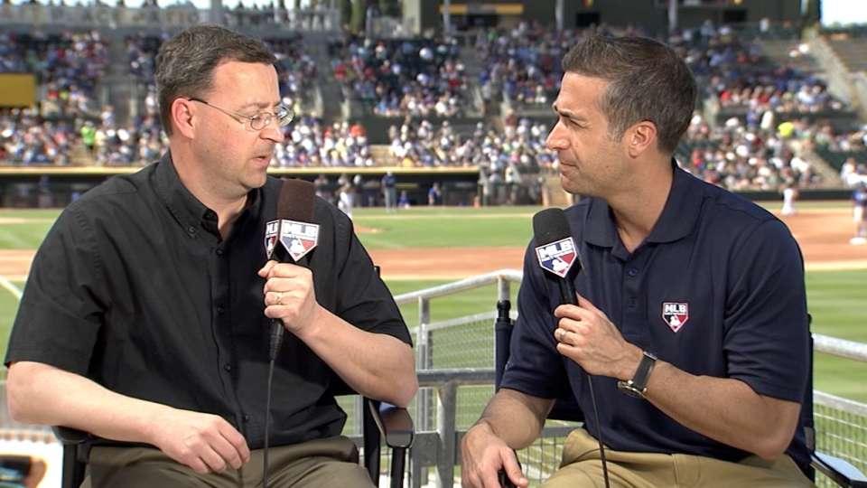 MLB Tonight: Jim Callis