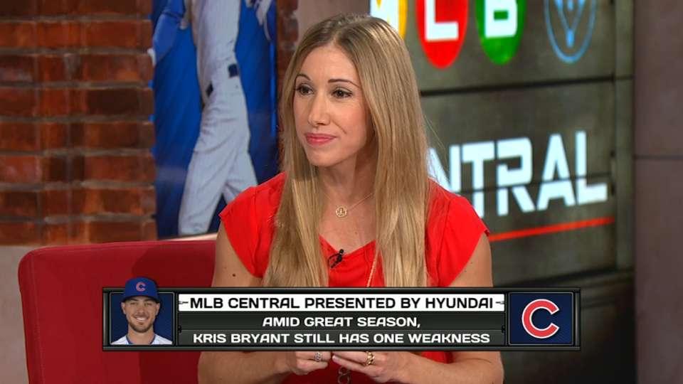 Lindsay Berra on MLB Central