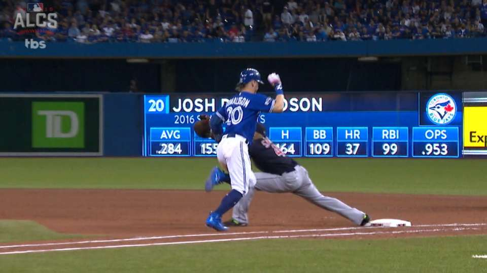 Miller gets big double play