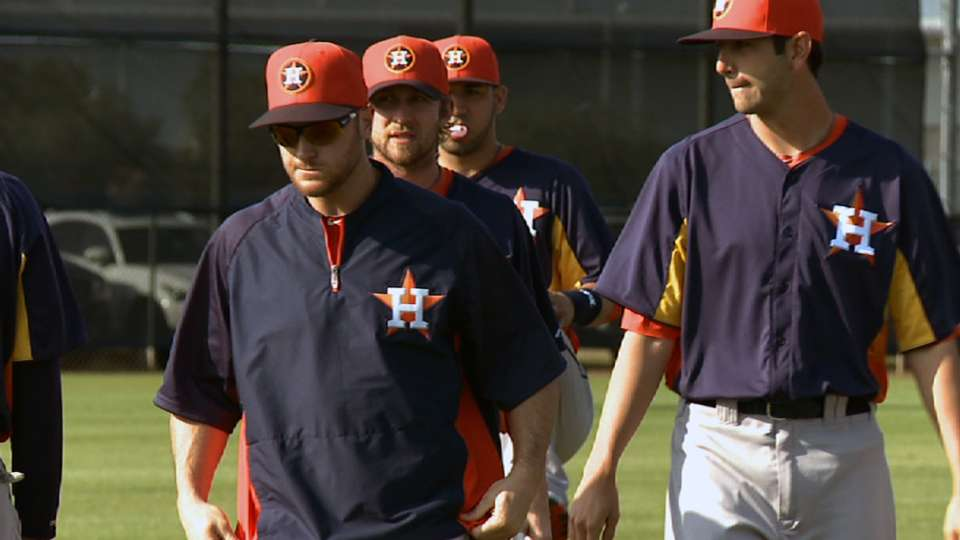 Astros on move to Junior Circuit