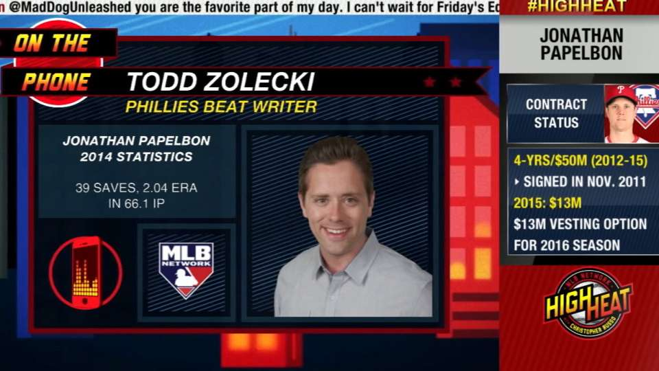 High Heat: Todd Zolecki