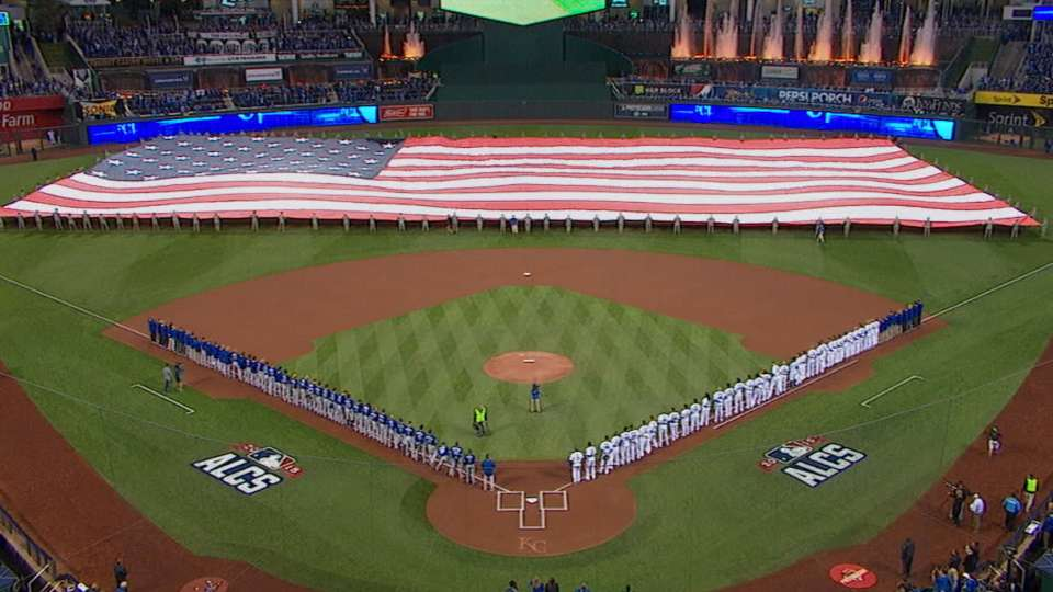 Royals' ALCS home edge
