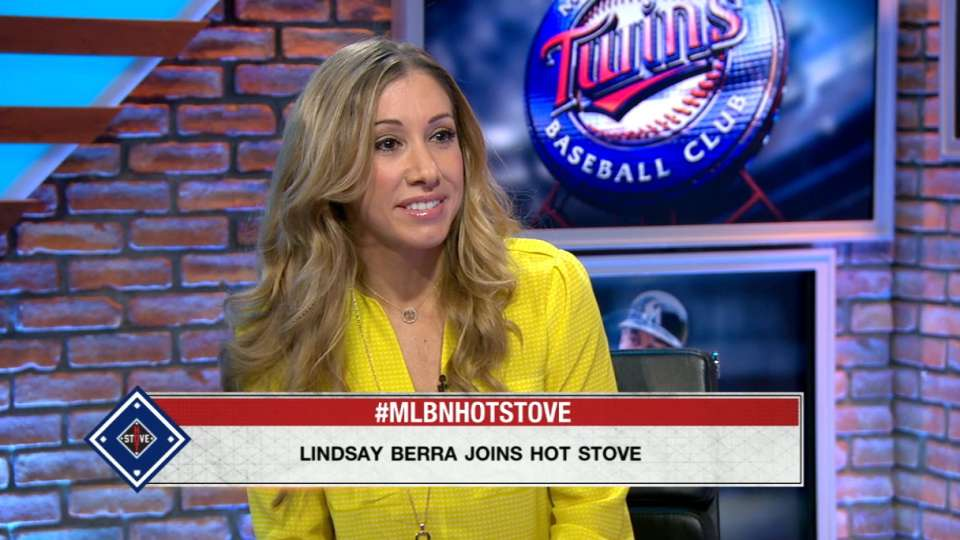 Hot Stove: Lindsay Berra