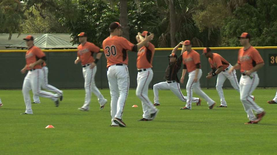 O's look to keep pitchers fresh