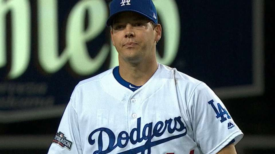 Hill returns to Dodgers