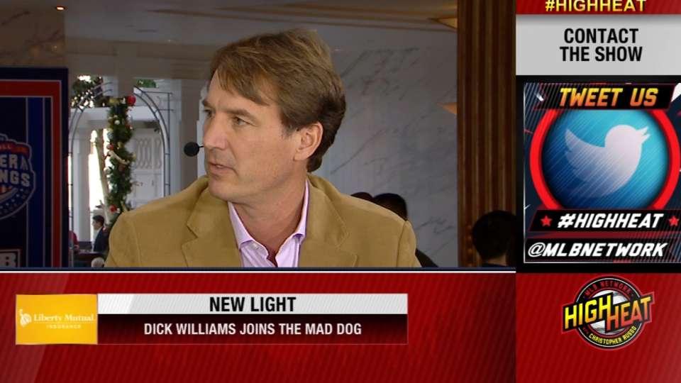 High Heat: Dick Williams on Reds