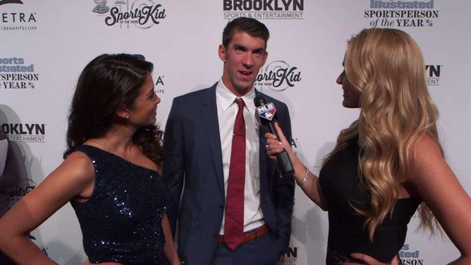Phelps recounts baseball resume