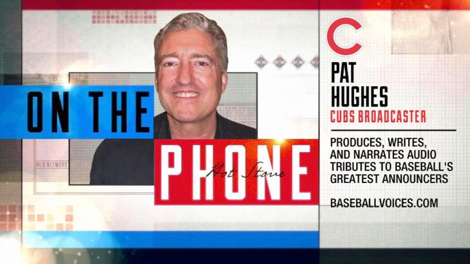 Pat Hughes calls Hot Stove