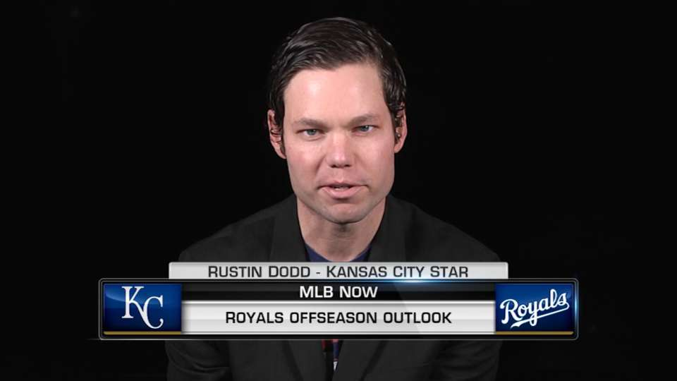 MLB Now: Rustin Dodd