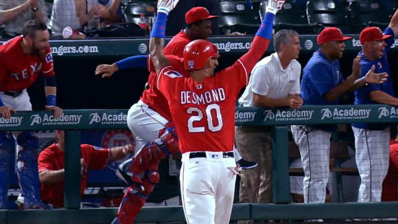 Desmond embraces new position 9d070ae8e