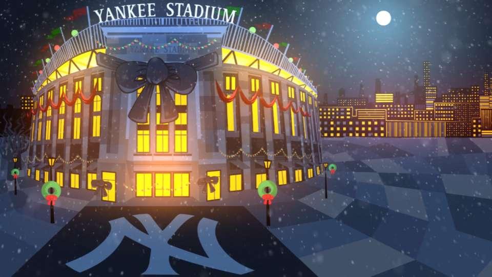 Yankees Holiday Greeting