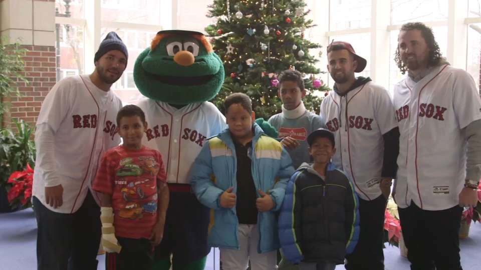 2016 Red Sox Holiday Caravan