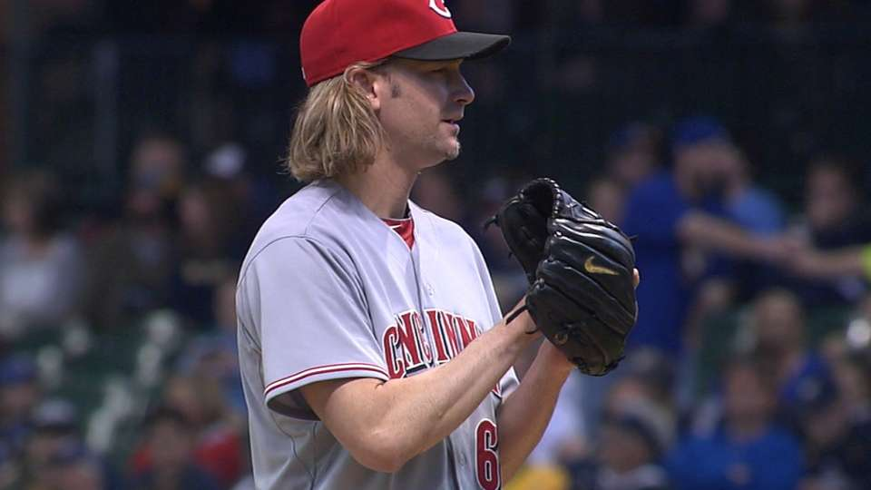 Arroyo could return to Reds