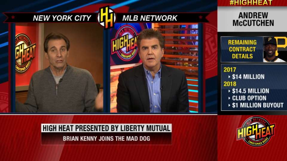 Brian Kenny joins High Heat