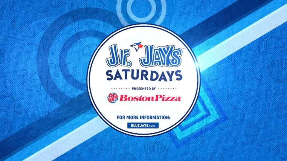 Jr. Jays Saturdays