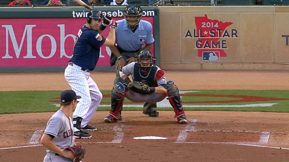 Mauer looks to reclaim old form