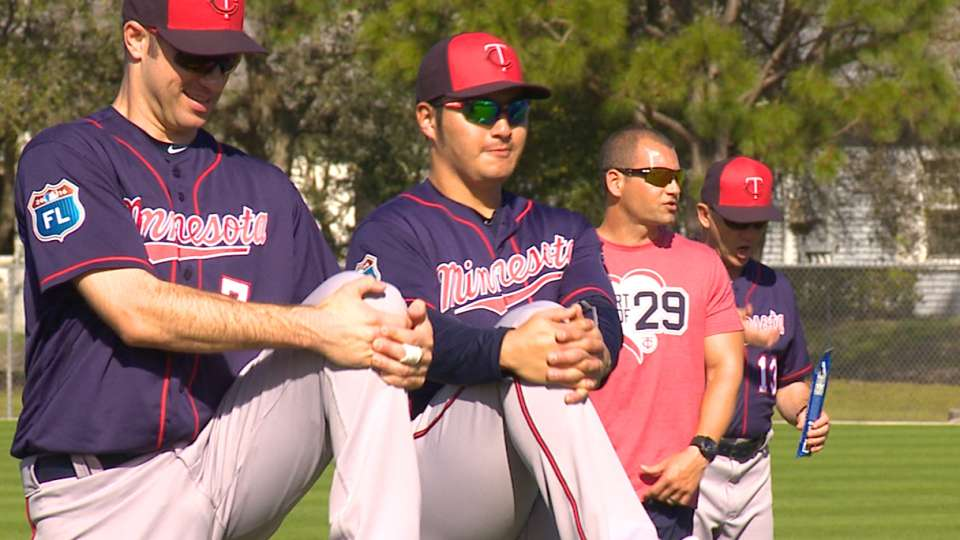 Twins ready to compete in 2016