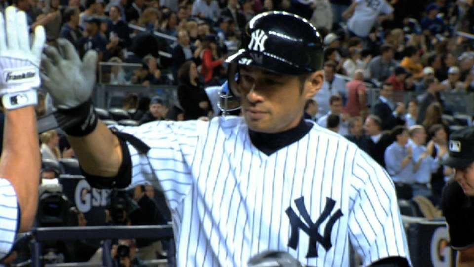 Importance of Ichiro, Gardner