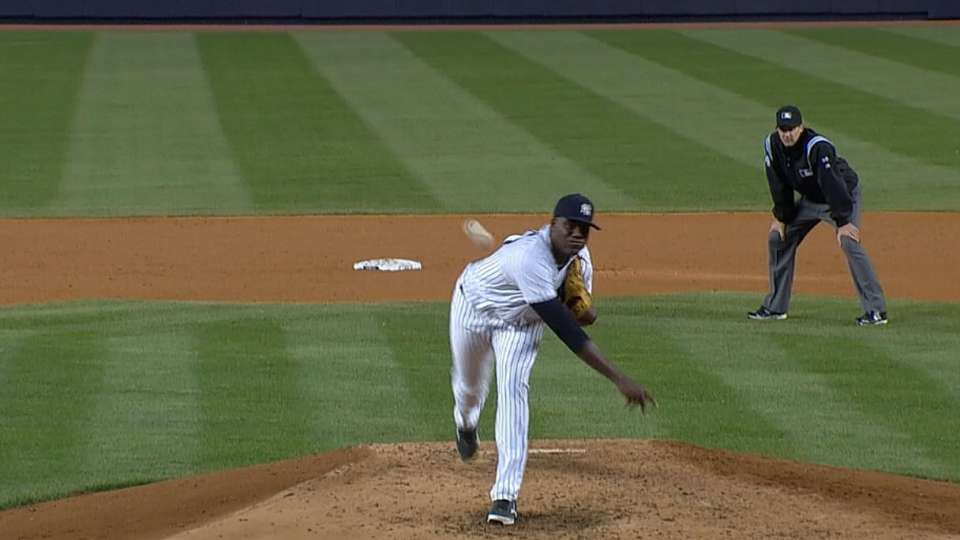 Hoch on Pineda's strained back