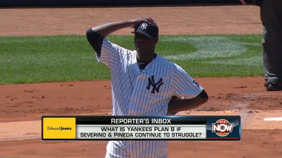 Hoch on Yankees' rotation