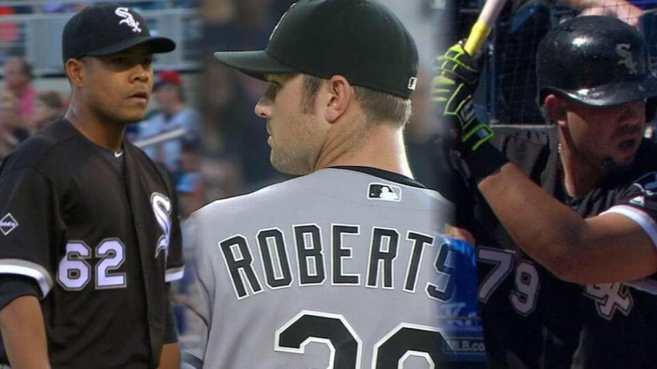 White Sox may make more trades