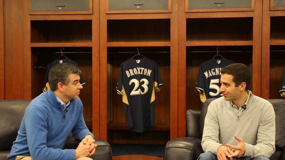 Stearns on Brewers on Tap TV