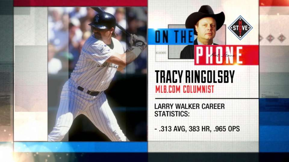 Hot Stove: Ringolsby on HOF vote