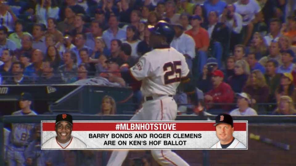 Hot Stove: Rosenthal's HOF picks