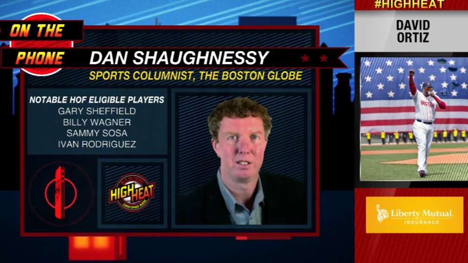 Dan Shaughnessy on Hall of Fame