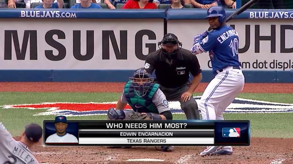 MLB Tonight on team needs