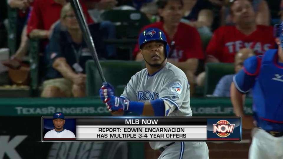 MLB Now: Latest on Encarnacion
