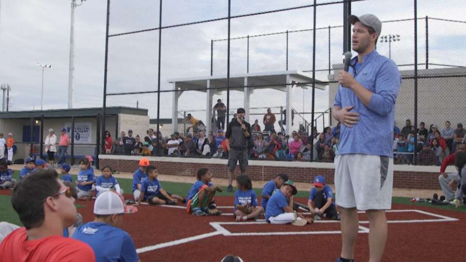 Kershaw's Baseball Camp