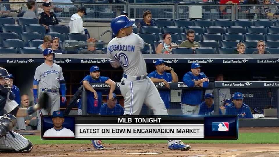MLB Tonight on Edwin Encarnacion