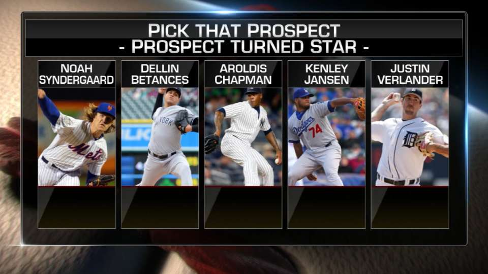 MLB Tonight: Pick That Prospect