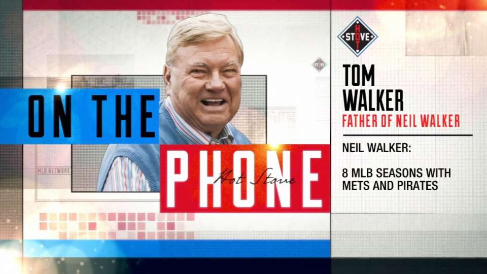 Tom Walker calls in to Hot Stove