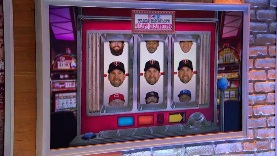 Trade Slot Machine on Hot Stove