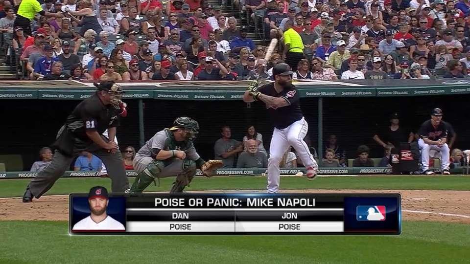 MLB Tonight: Poise or panic