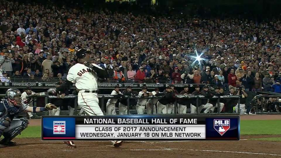 MLB Tonight: Hall of Fame
