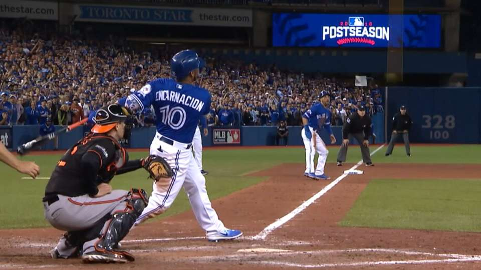Blue Jays moved on from Edwin