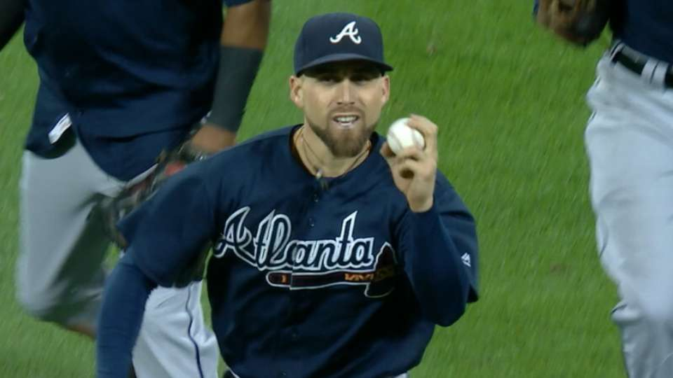 Braves' Inciarte signs extension
