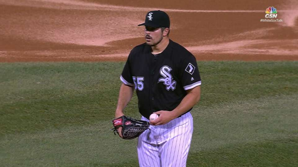 Rodon's place in the rotation