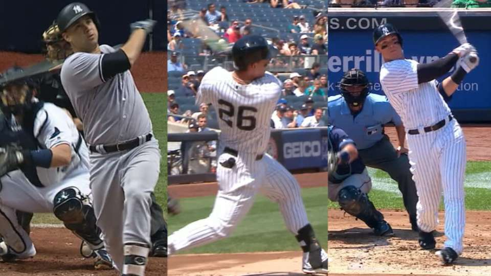 Young Yanks show huge potential