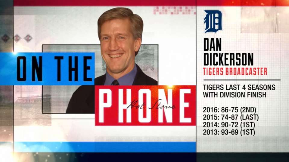 Hot Stove: Dan Dickerson